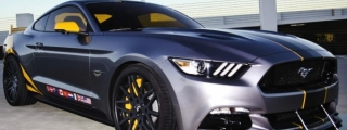 2015 Ford Mustang F-35 Lightning Revealed