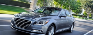 2015 Hyundai Genesis Priced from $38,000 (US)