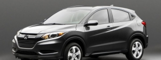 2015 Honda HR-V Crossover Unveiled in New York