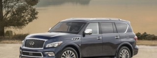 2015 Infiniti QX80 and QX80 Limited Unveiled