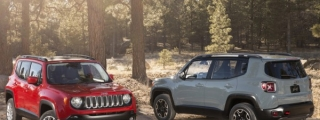Geneva 2014: 2015 Jeep Renegade