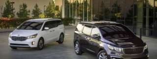 2015 Kia Sedona Unveiled Ahead of New York Debut