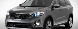 2015 Kia Sorento Officially Unveiled
