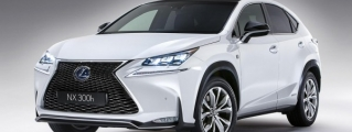 2015 Lexus NX: Further Details Released