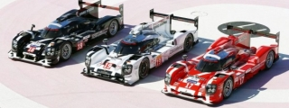 2015 Porsche 919 Hybrid Officially Introduced