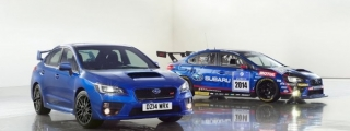 2015 Subaru WRX STI UK Pricing Confirmed