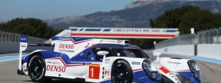 2015 Toyota TS040 Hybrid Is Ready for Battle