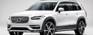 2015 Volvo XC90 Revealed with Fancy New Looks