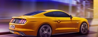 2015 Ford Mustang Priced from £28,995 (UK)