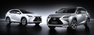 2015 Lexus NX Officially Unveiled