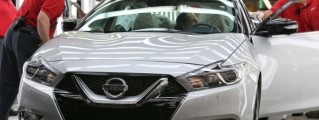 2016 Nissan Maxima Production Begins