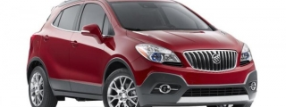 Official: 2016 Buick Encore Sport Touring
