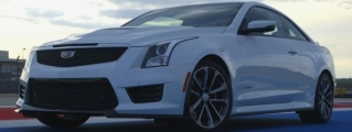 2016 Cadillac ATS-V Reviewed on Road and Track