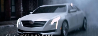 2016 Cadillac CT6 Previewed During the Oscars