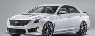 Official: 2016 Cadillac CTS-V