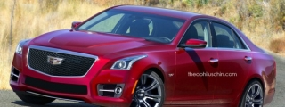 2016 Cadillac CTS-V Digitally Imagined
