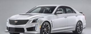 2016 Cadillac CTS-V Priced from $83,995