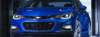 Official: 2016 Chevrolet Cruze