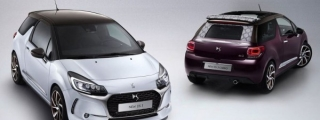 Official: 2016 Citroen DS3 & DS3 Cabrio