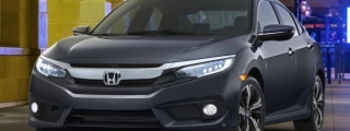 Official: 2016 Honda Civic Sedan Touring