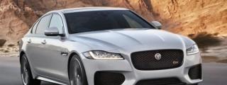 Official: 2016 Jaguar XF Facelift