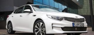 2016 Kia Optima UK Pricing Announced