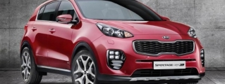2016 Kia Sportage: First Official Photos