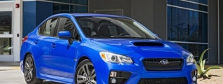 Official: 2016 Subaru WRX STI