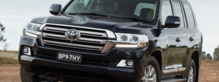 Official: 2016 Toyota Land Cruiser Facelift