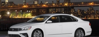 Official: 2016 VW Passat Facelift