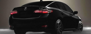 2016 Acura ILX Teased for L.A. Debut
