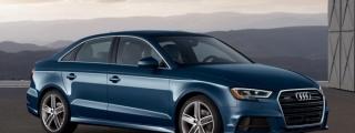 2017 Audi A3 FWD TFSI Starts at $31,200