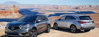 Official: 2017 Acura MDX