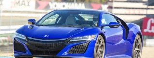 Yet Another Introduction to 2017 Acura NSX