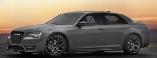 Official: 2017 Chrysler 300S