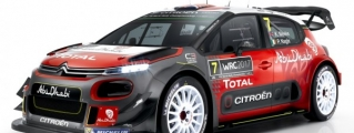 2017 Citroen C3 WRC Goes Official