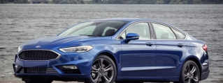 2017 Ford Fusion Sport Mode Explained