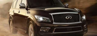 2017 Infiniti QX80 Priced from $63,850
