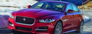 Official: 2017 Jaguar XE AWD