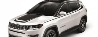 Mopar Accessories for 2017 Jeep Compass