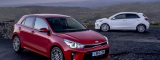 2017 Kia Rio Priced from £11,995 in the UK