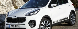 2017 Kia Sportage - UK Pricing and Specs