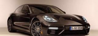 First Look: 2017 Porsche Panamera