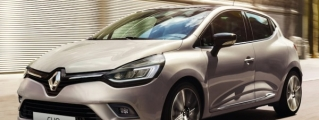 Official: 2017 Renault Clio Facelift
