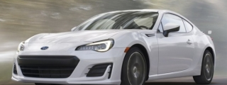 2017 Subaru BRZ Revealed with Fresh Upgrades