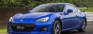 2017 Subaru BRZ Priced from $25,495
