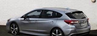 2017 Subaru Impreza MSRP Announced