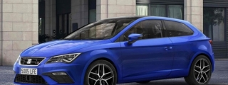2017 SEAT Leon Unveiled with Mild Upgrades