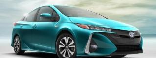 Official: 2017 Toyota Prius Prime