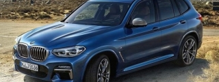 2018 BMW X3 Revealed in Leaked Footage